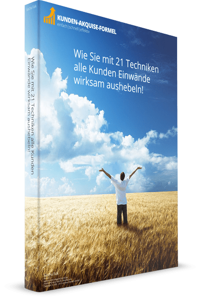 Ebook Cover 21 Techniken