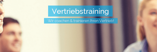 Blog Vertriebstraining Coaching und Training